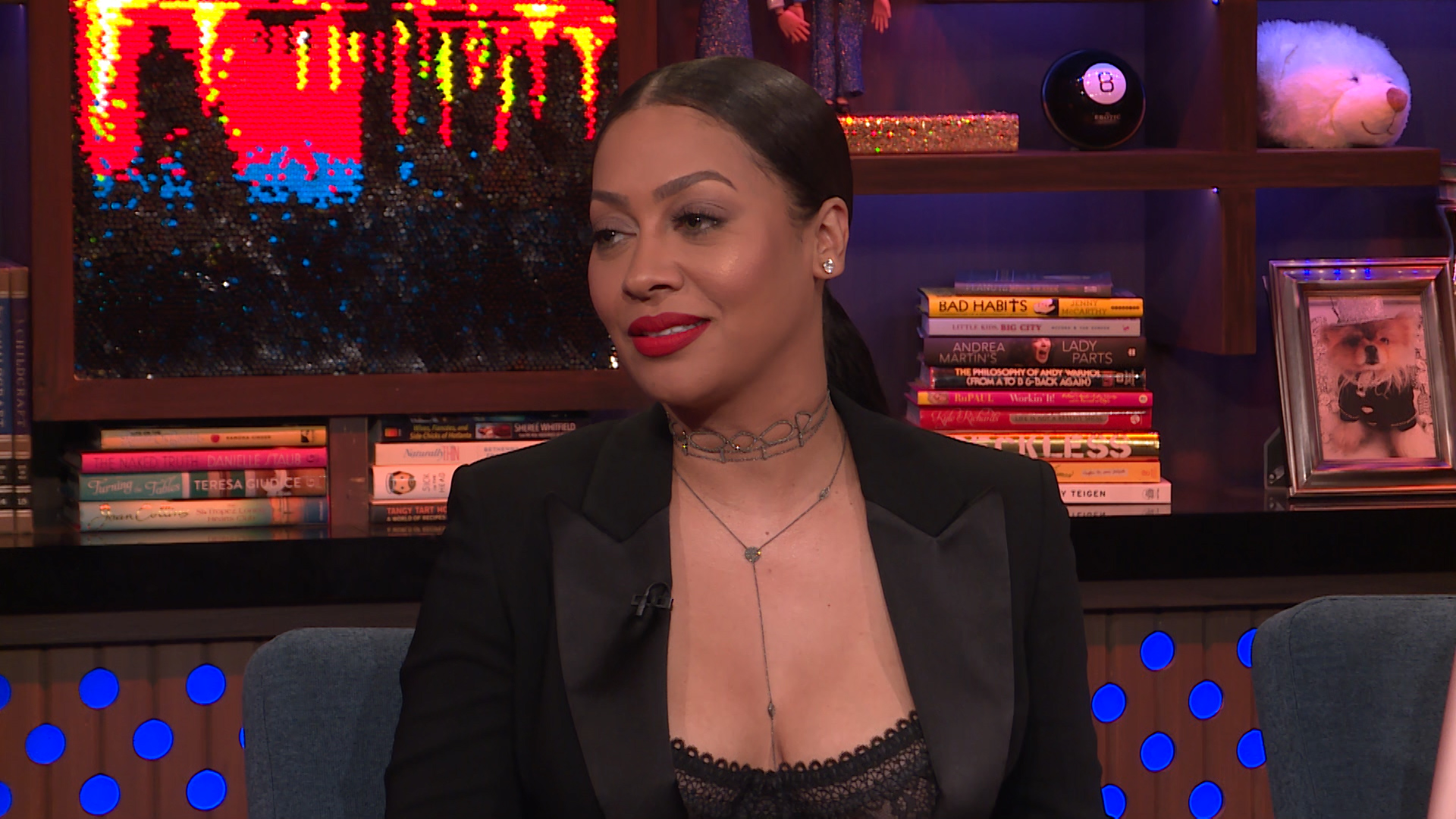 La La Anthony on Serena Williams' Pregnancy