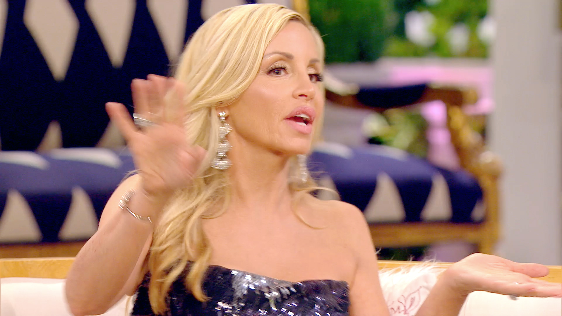 Did Camille Grammer Just Come for Denise Richards?