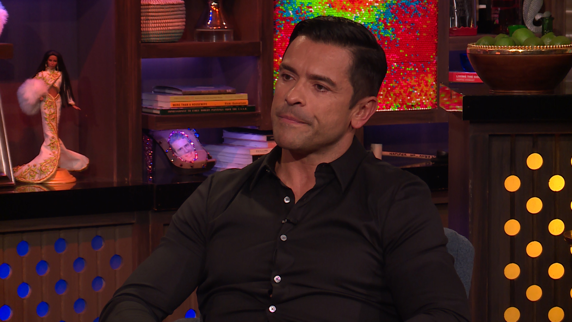 Mark Consuelos' Fondest Memory of Luke Perry