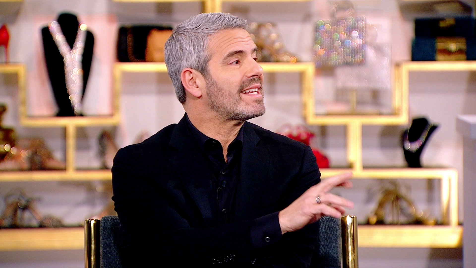 Andy Cohen Is OVER This Married to Medicine Screaming Match
