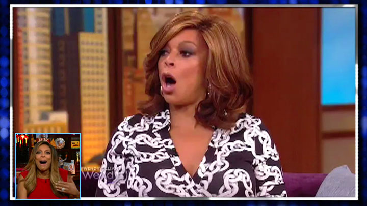 "Wendy Williams' ""Housewives"" Takedowns"