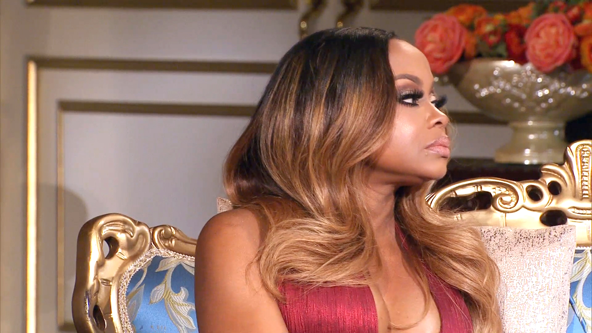 Phaedra Parks Started the Drugging Rumors About Kandi Burruss?!