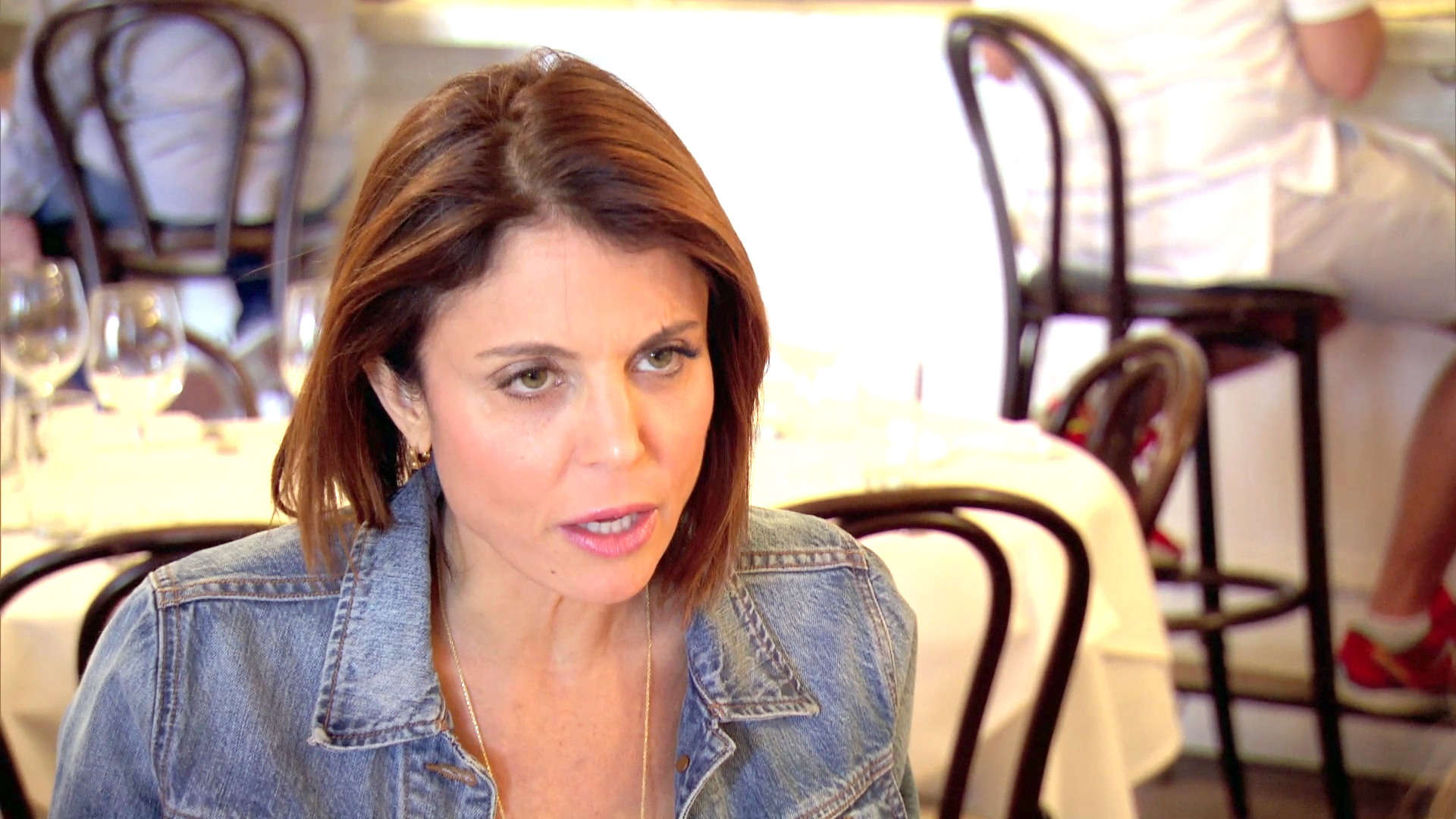 Next on RHONY: Is Bethenny Telling Luann?