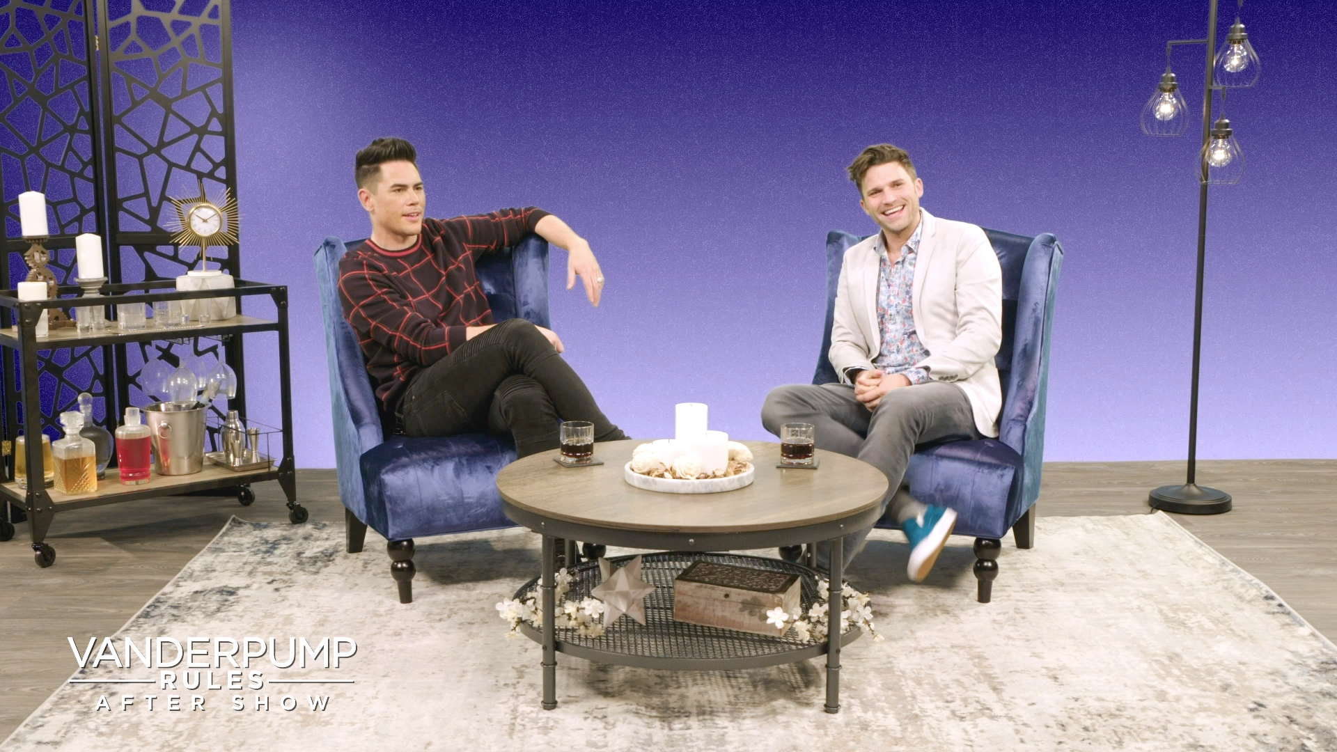 "Katie Maloney-Schwartz and Tom Schwartz Break Down Their ""Fighting Style"""