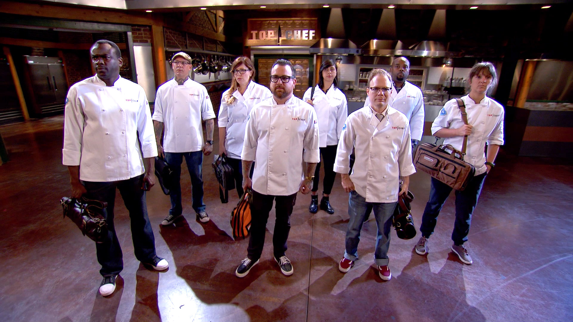 Introducing Top Chef Season 14's Rookie Chefs