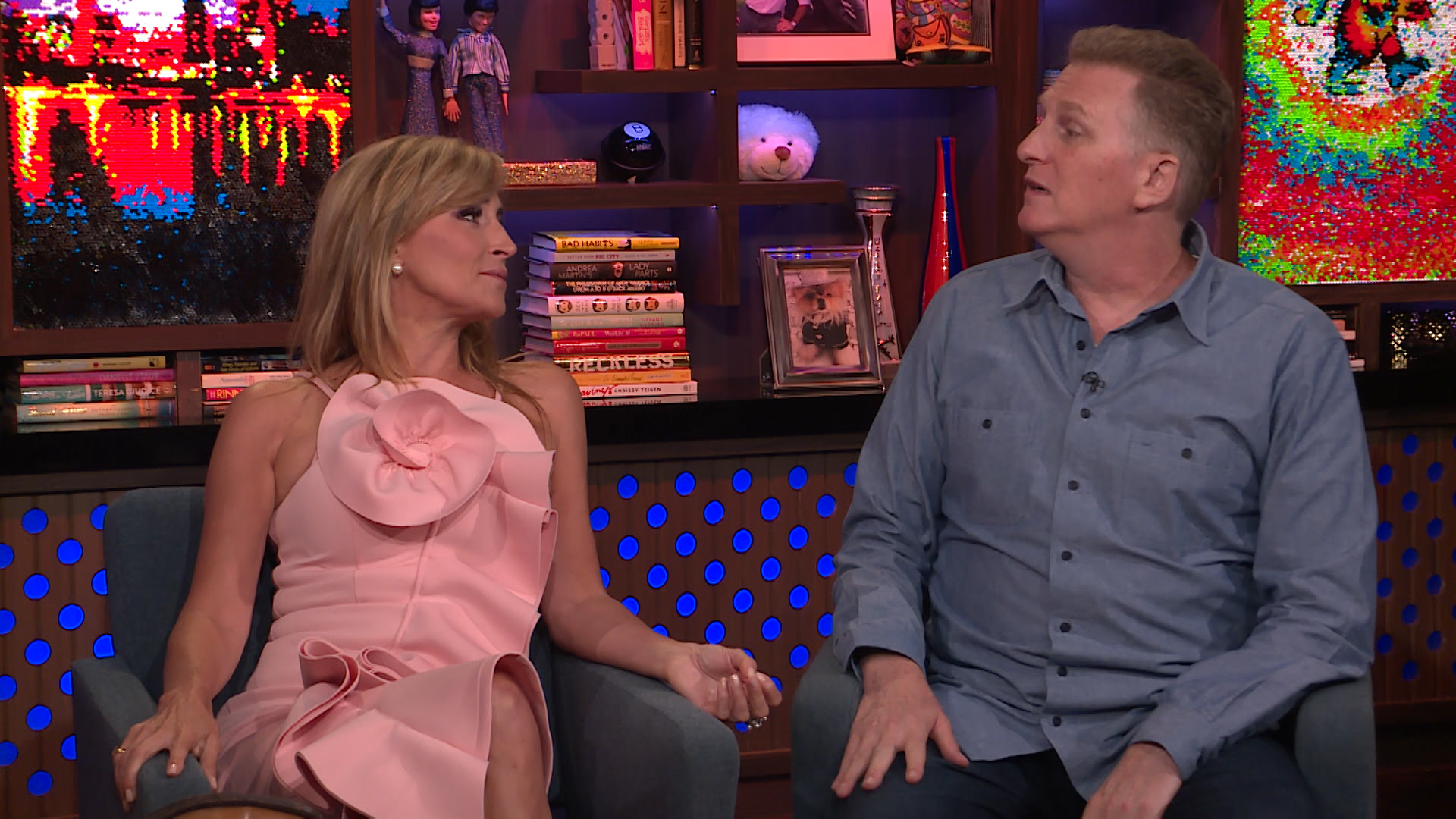 After Show: Sonja Morgan's Favorite #RHONY Vacation