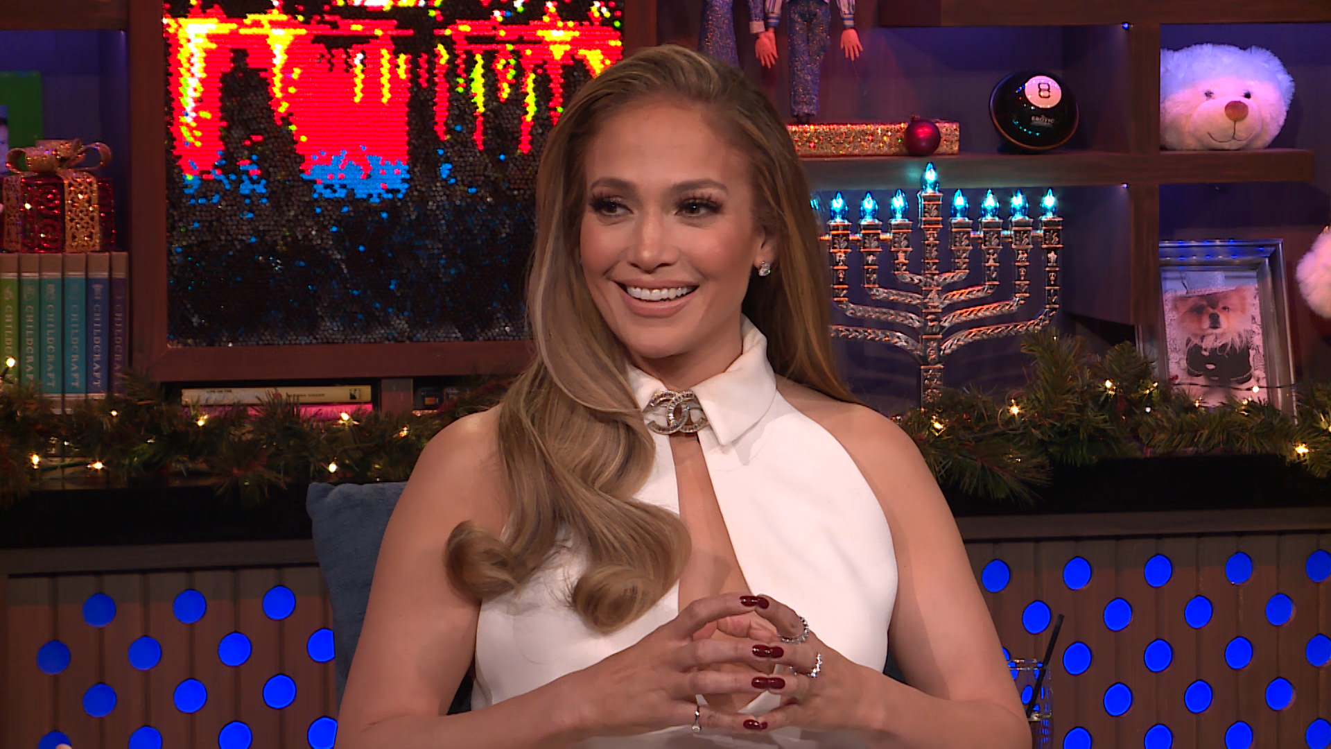 Jennifer Lopez on Directing Her Daughter in Her Music Video