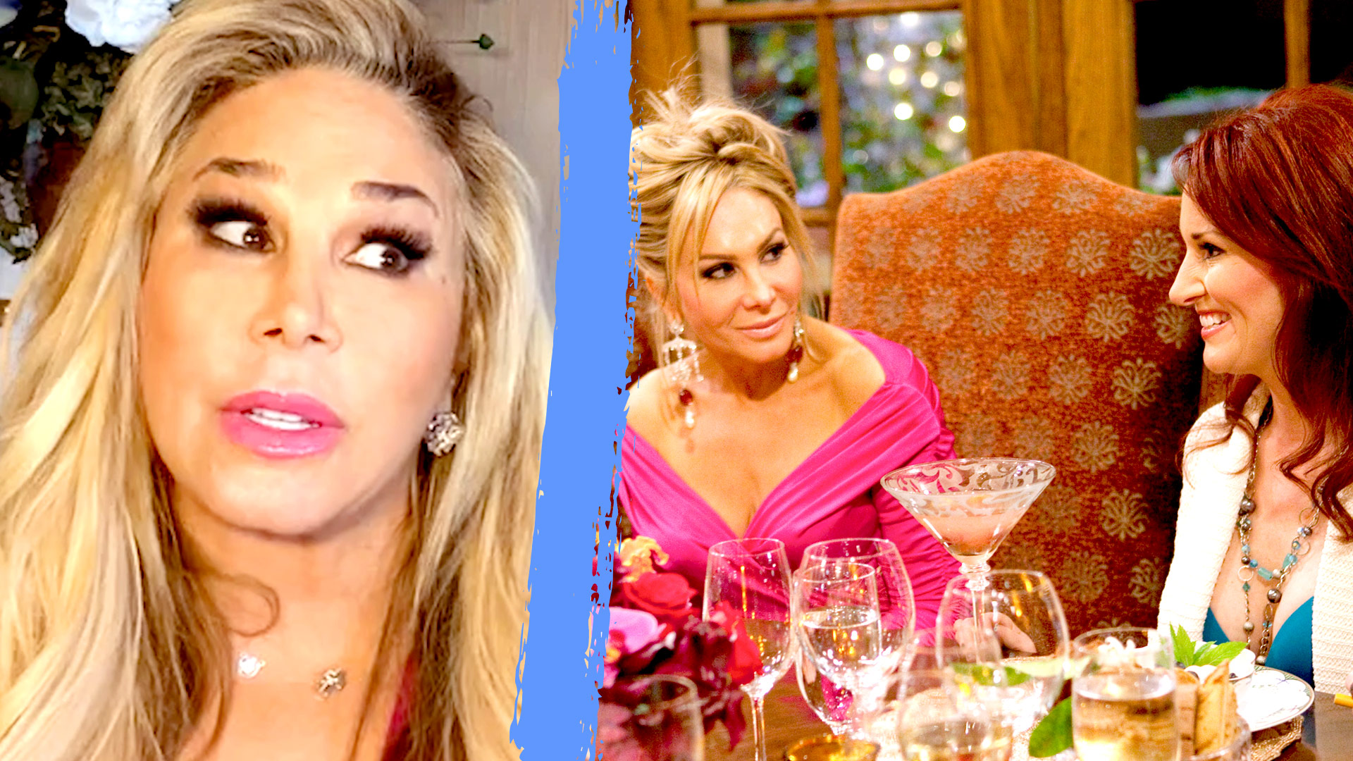 "Adrienne Maloof Looks Back on That ""Iconic"" Dinner Party From Hell"
