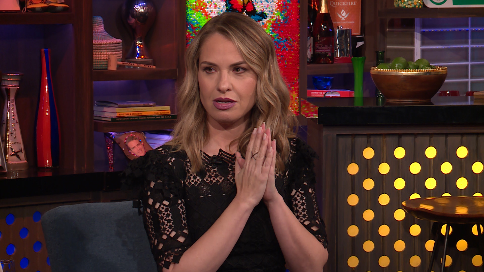 Leslie Grossman's Opinion on All Things Bravo