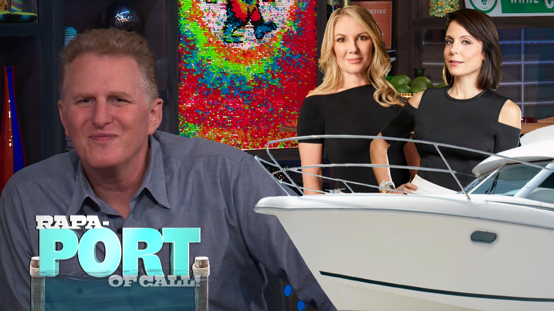 Michael Rapaport's View on #RHONY Drama