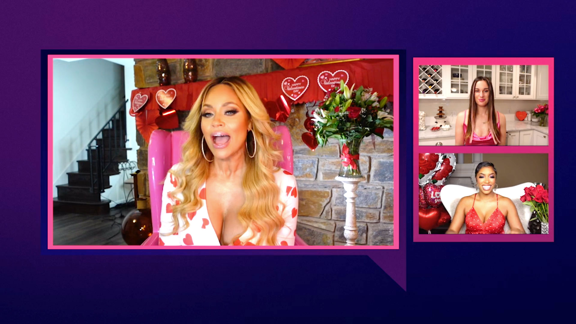 The Ladies of Bravo's Chat Room Answer Your Burning Valentine's Day Questions