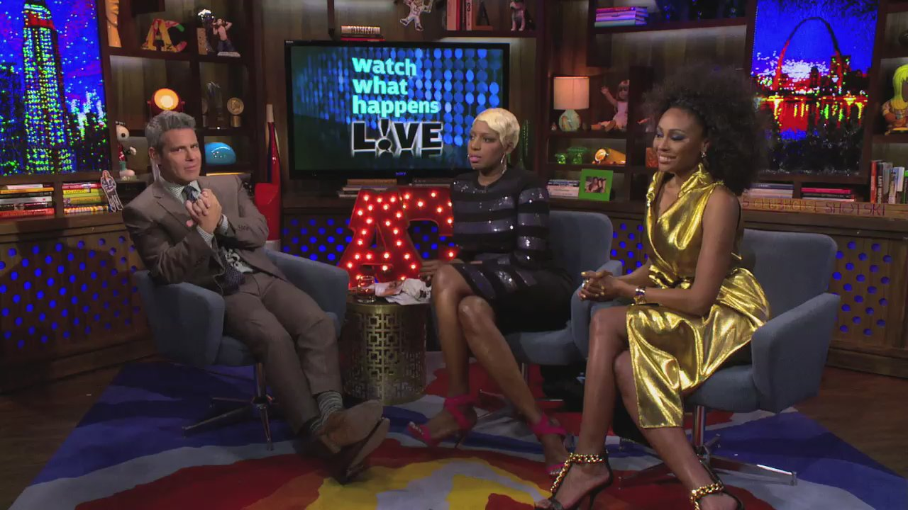 After Show: NeNe and Cynthia's Boob Talk