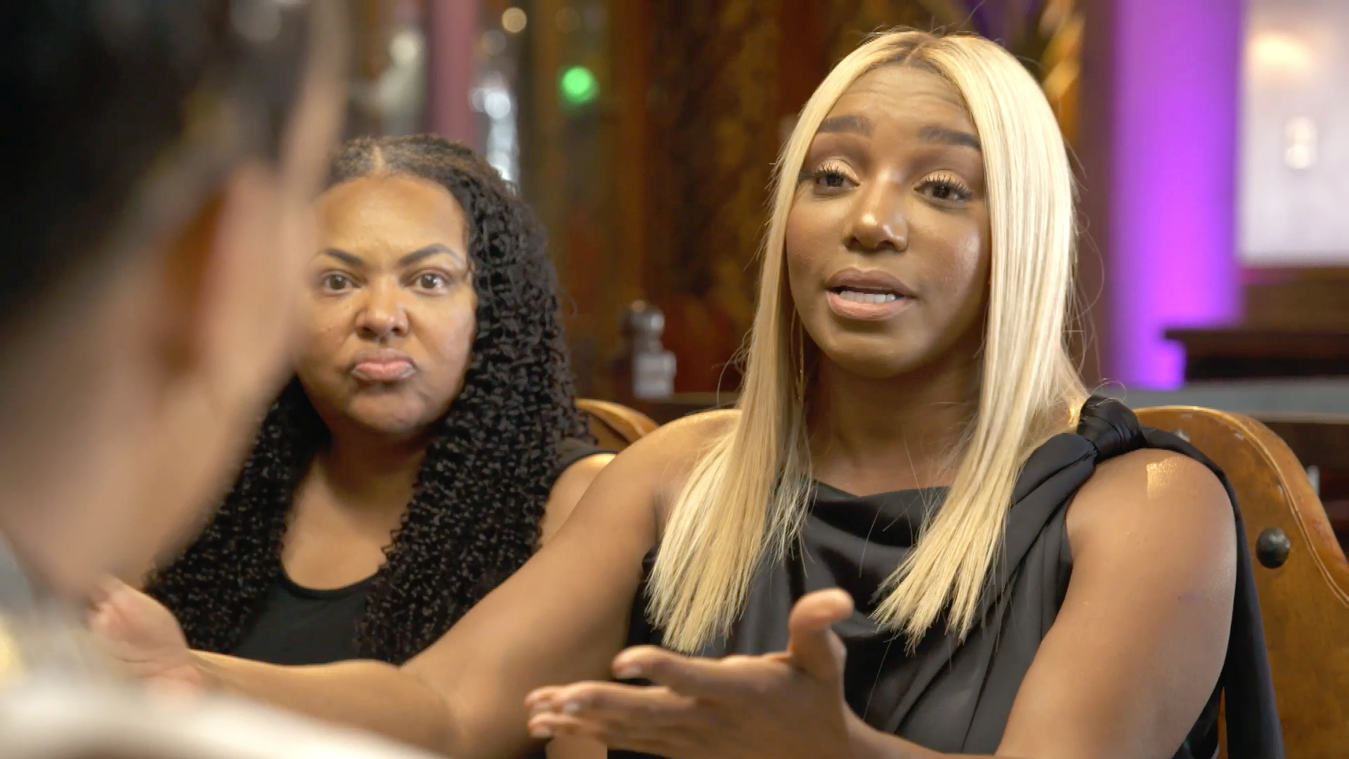"Nene Leakes on Porsha Williams: ""Girl, I'm Not Going to Kiss Your Ass"""