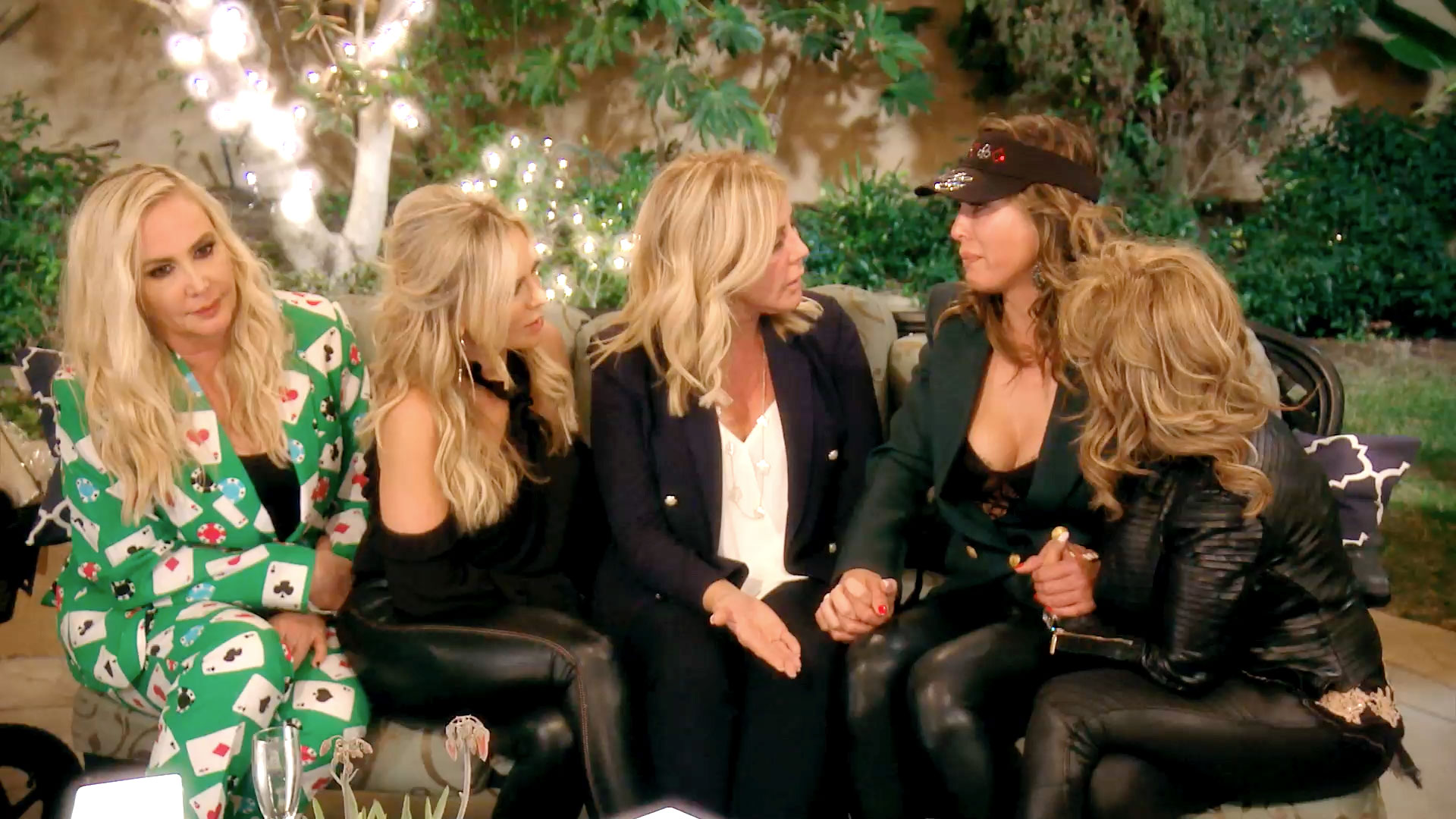 Tamra Judge and Shannon Beador Try to Help Vicki Gunvalson Apologize the Right Way