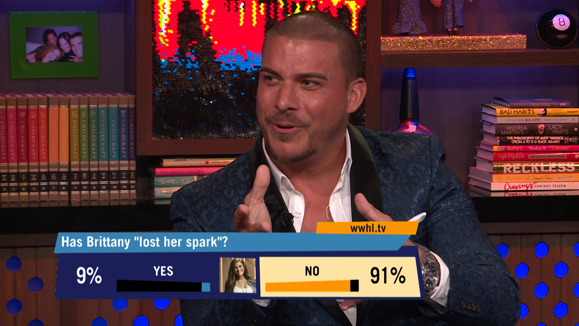 Jax Taylor on Brittany Losing Her Spark