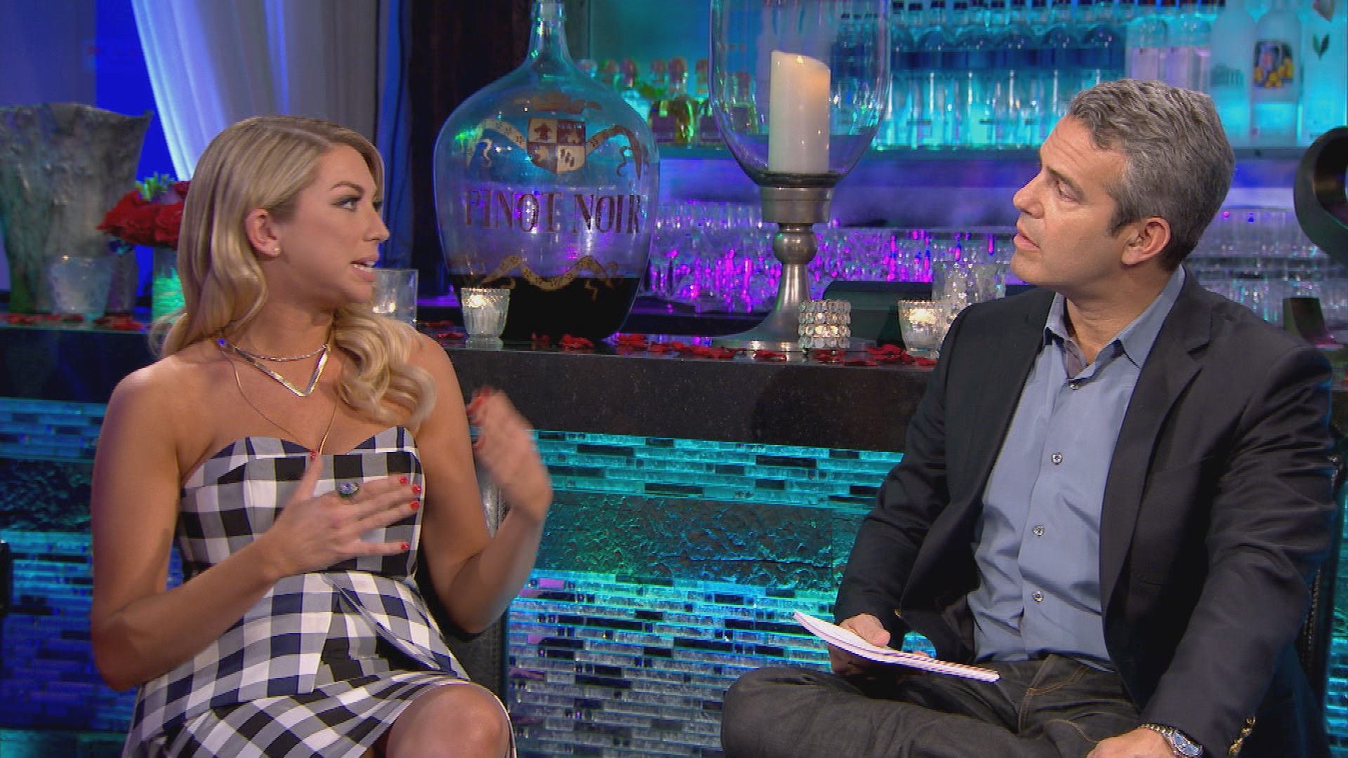 Stassi Doesn't Think Jax Deserves Closure