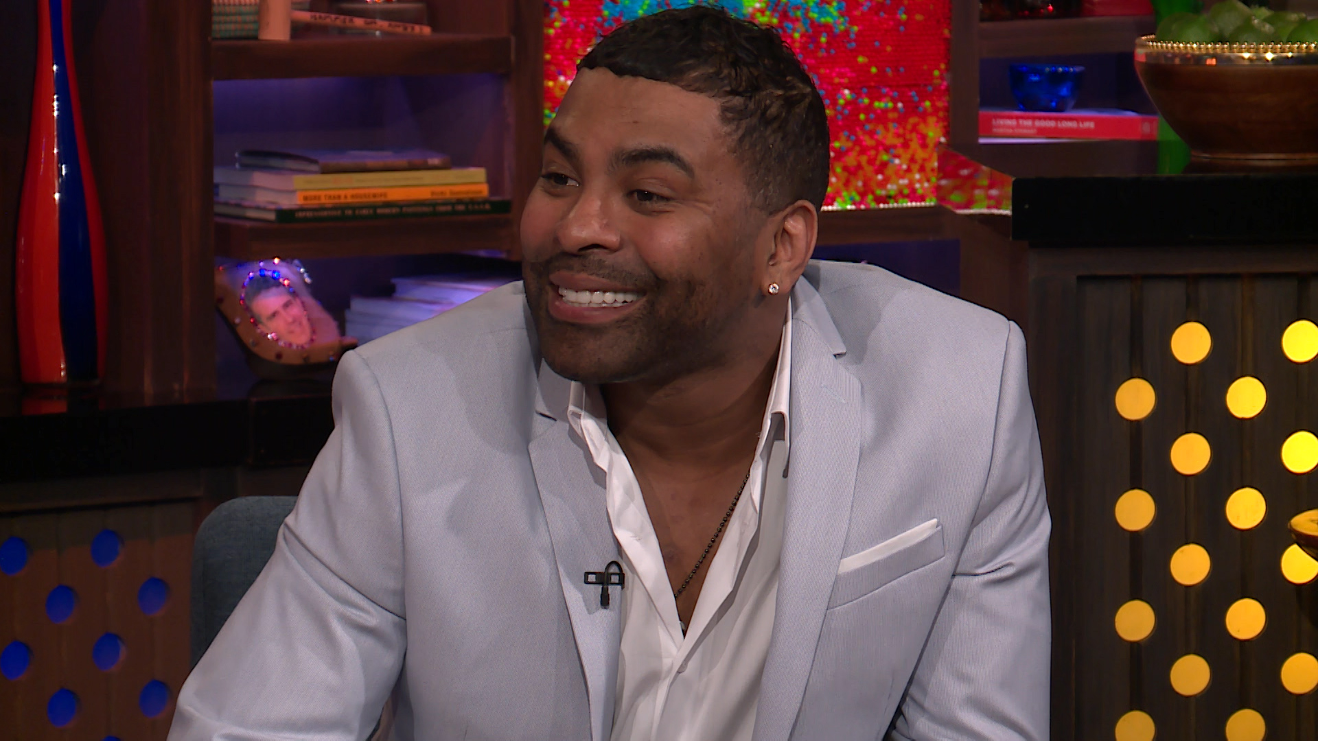 Ginuwine on Dating #RHOA Alum Claudia Jordan