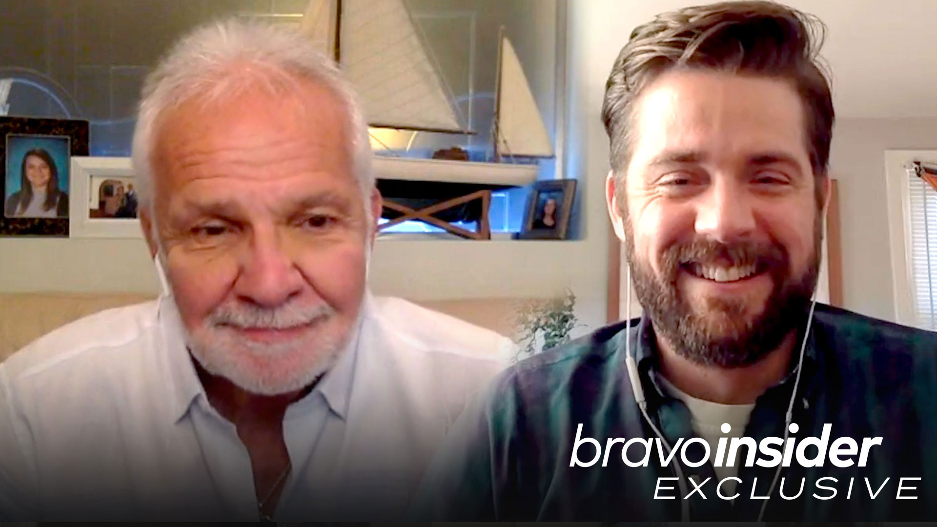 Captain Lee and Eddie Lucas Reveal Which Crew Member Is a Perfect Love Match for Kate Chastain