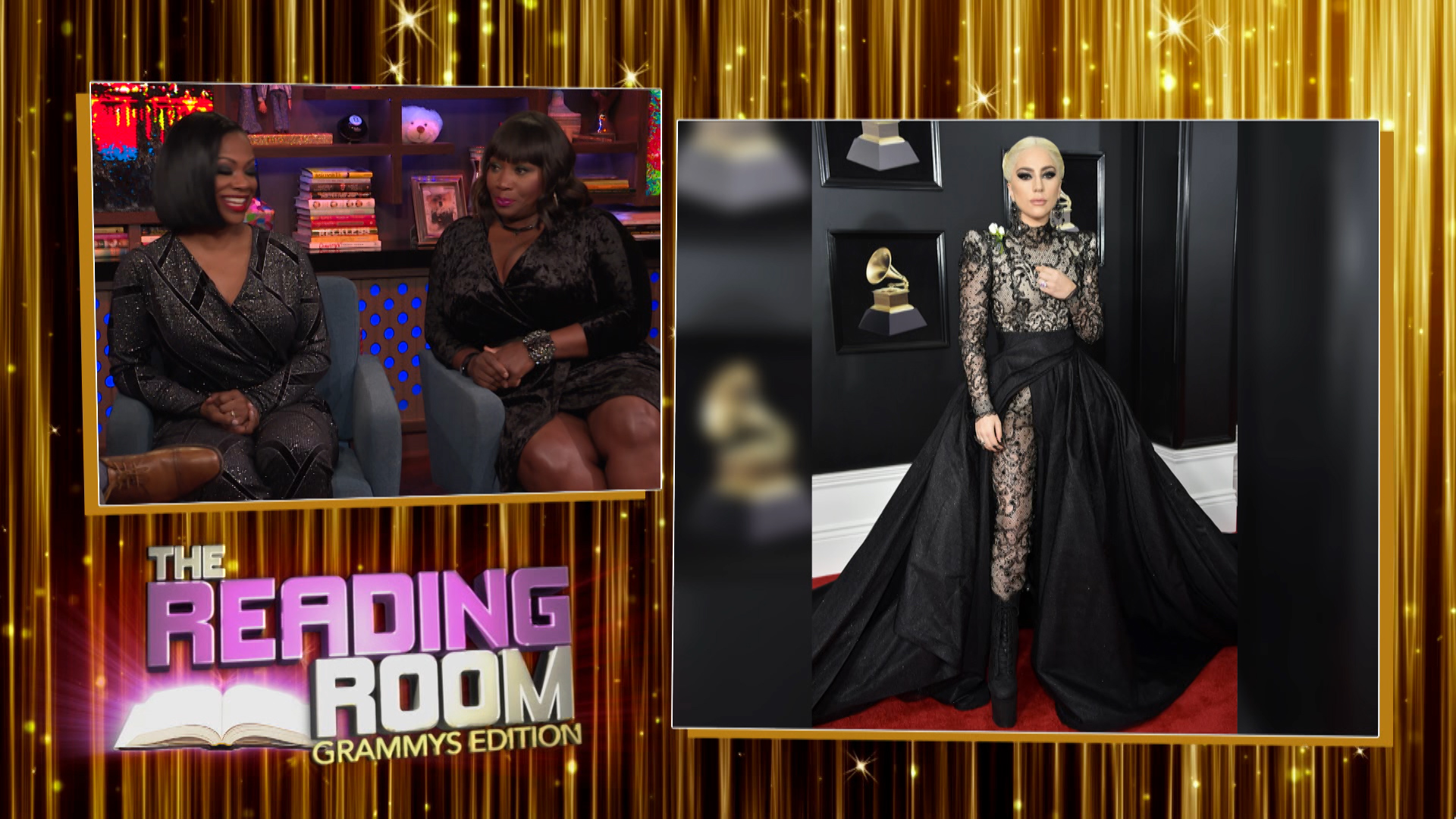 Bevy Smith Rates Grammy Fashion