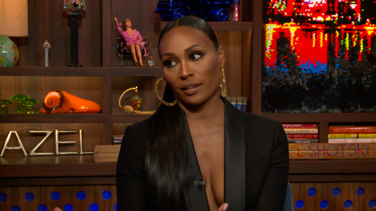 Cynthia Dishes on Her Friendship with NeNe!