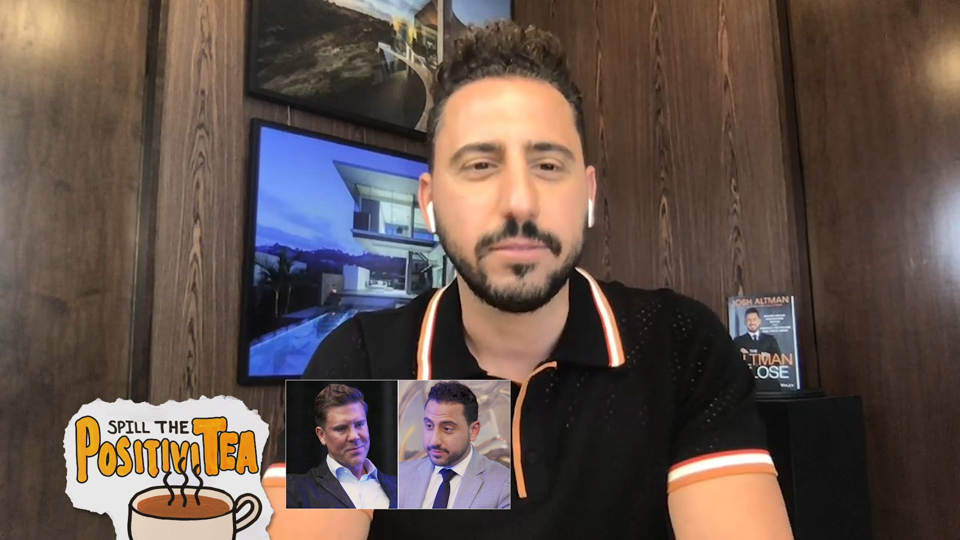 Josh Altman Dishes on Relationship with Fredrik Eklund