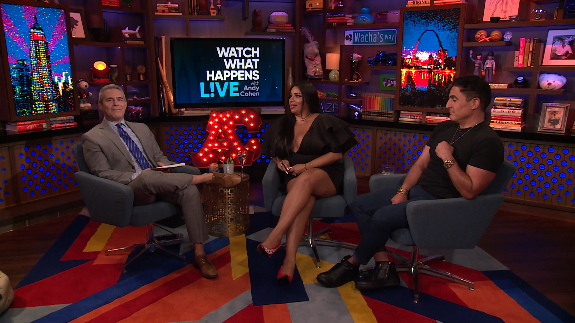 After Show: Reza Farahan Throws Shade at Mike Shouhed