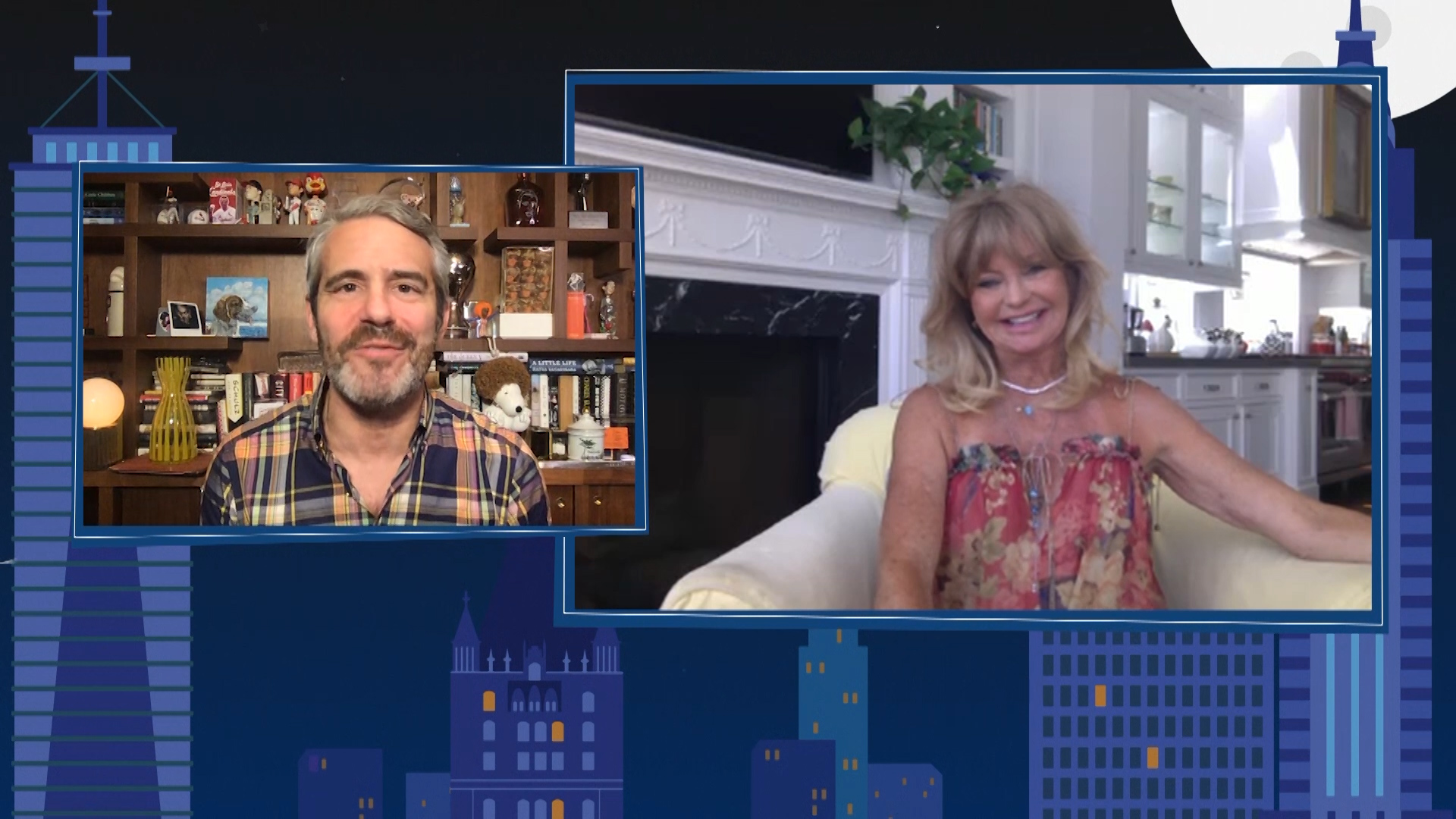 After Show: Goldie Hawn & Harvey Weinstein's Working Relationship