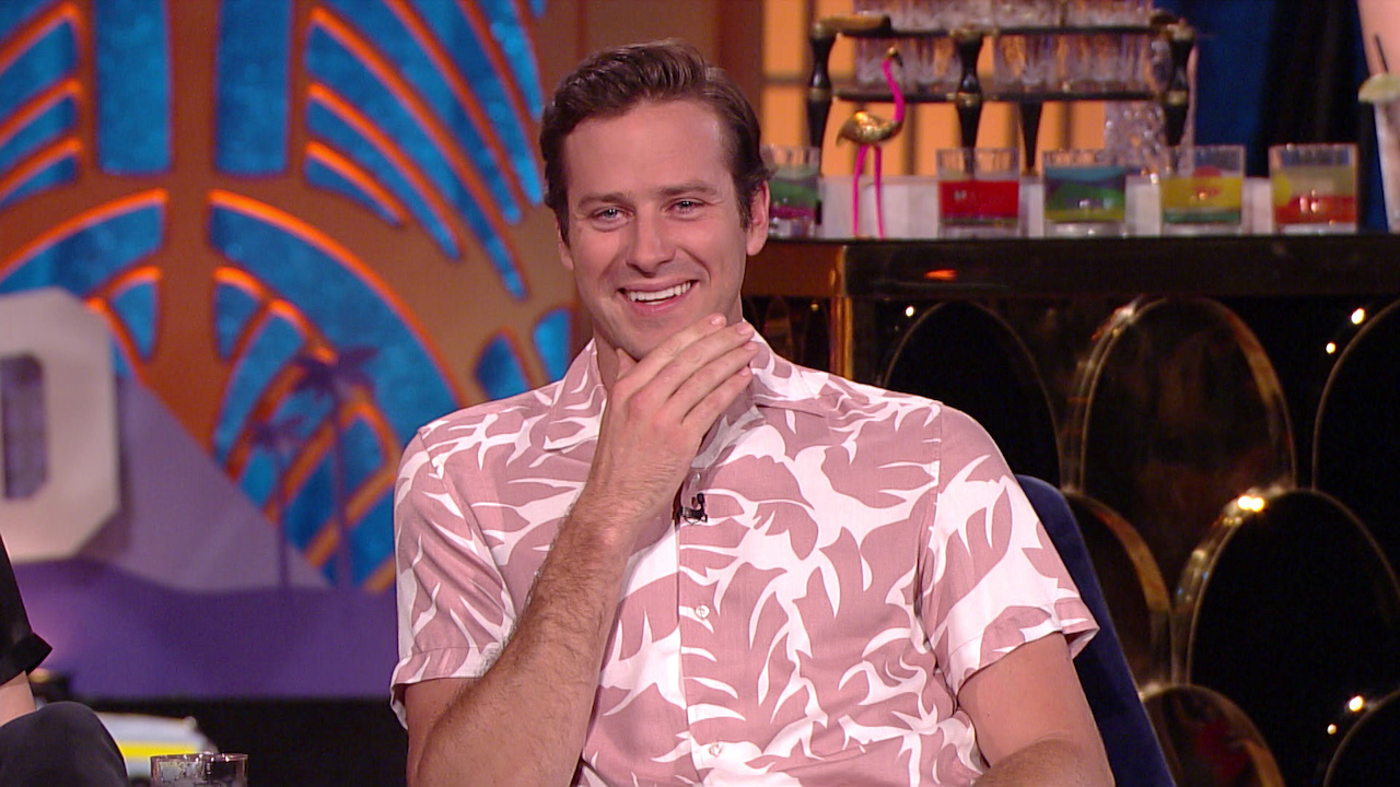 Armie Hammer on Johnny Depp's Eccentricities