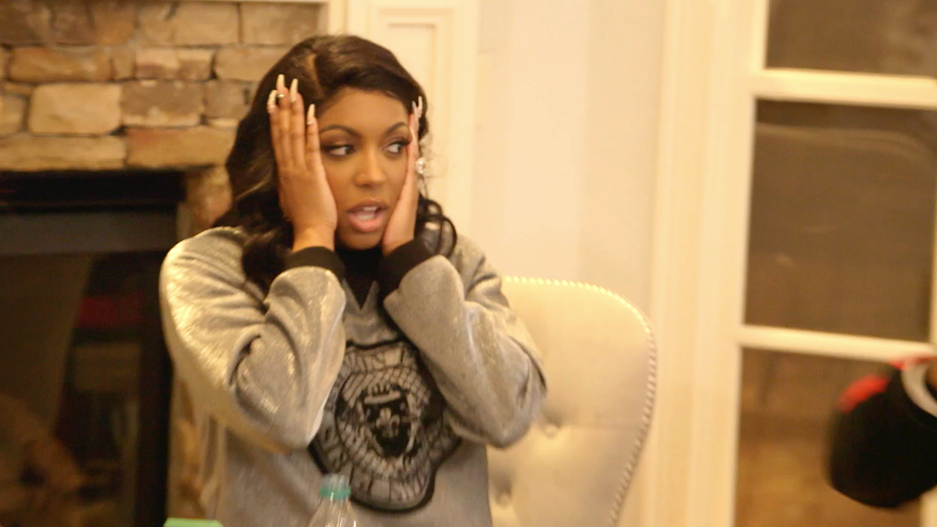 Porsha Williams Walks Out on Dennis McKinley