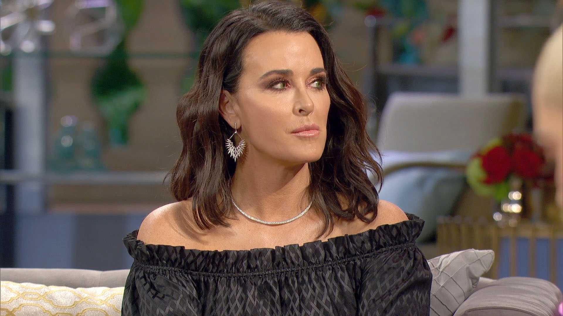 Kyle Richards Isn't Sure She'll Stay in Her New House