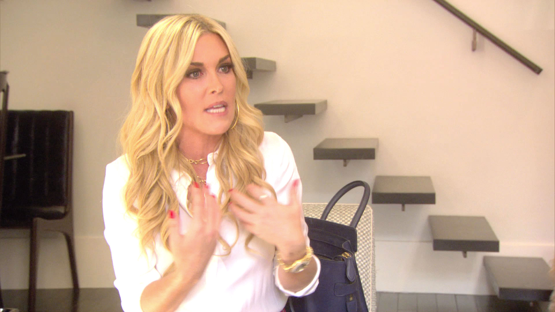 Tinsley Mortimer Is Taking It Personally