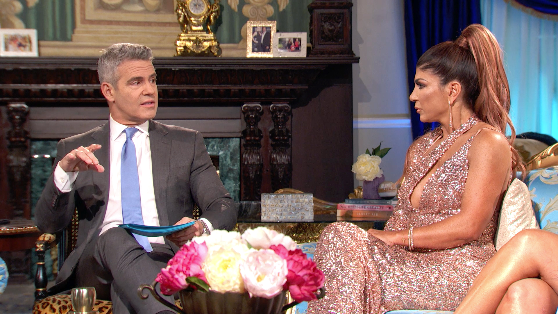 Teresa Giudice Weighs in on Joe's Pending Deportation