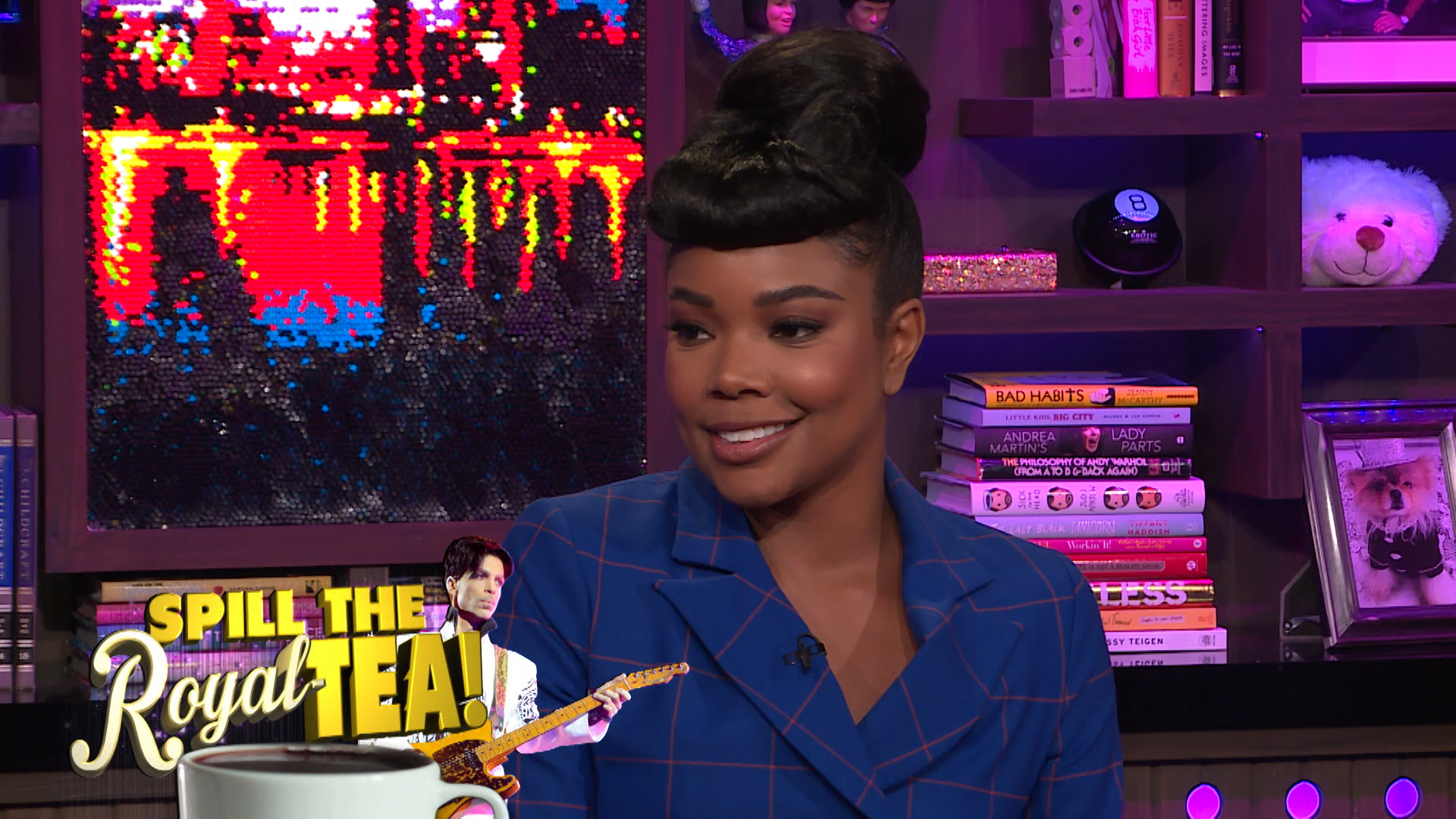 Actress Gabrielle Union Dishes on Partying with Prince