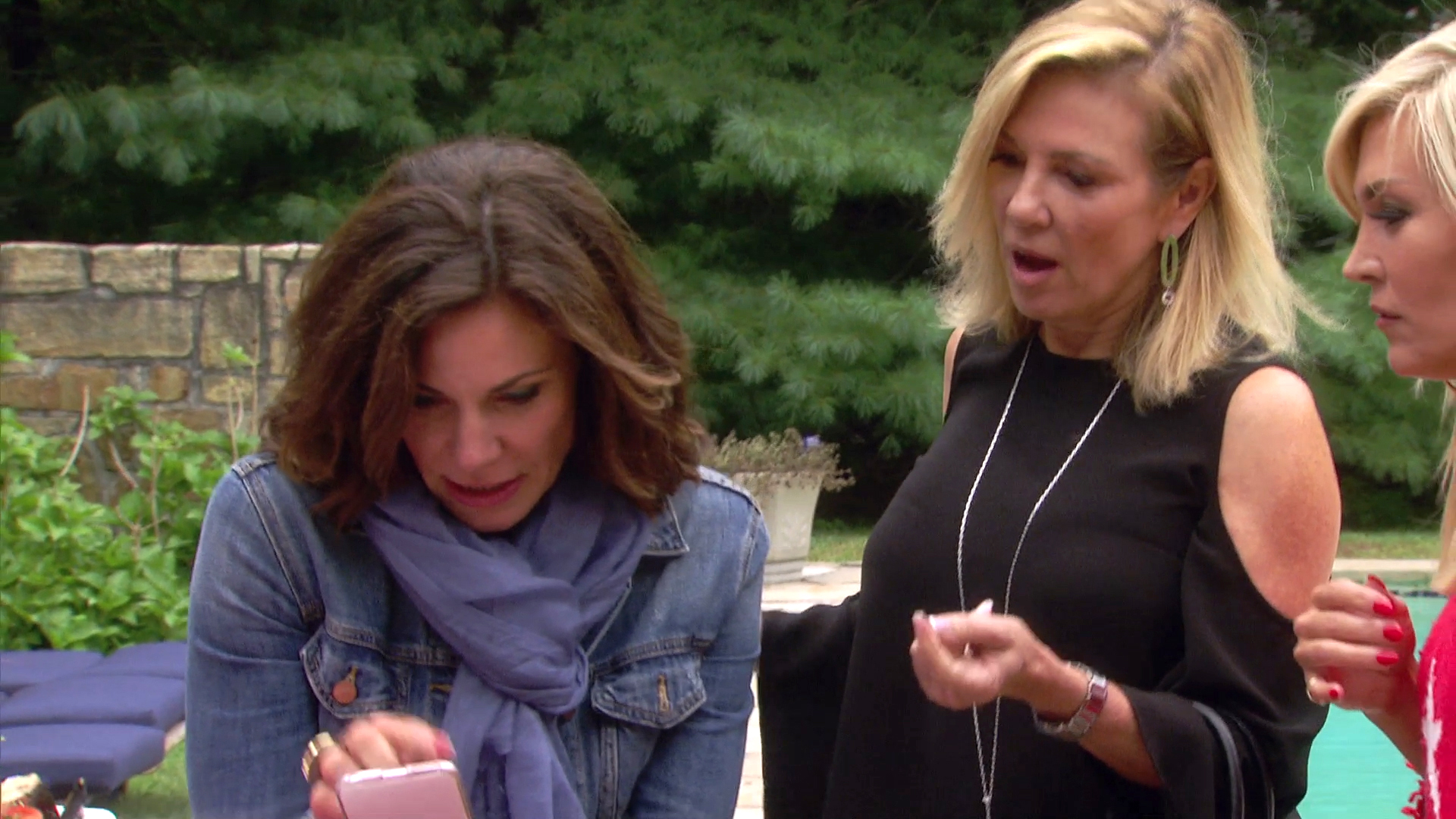 Next on RHONY: Luann de Lesseps Wants Ramona Singer to Cut to the Chase
