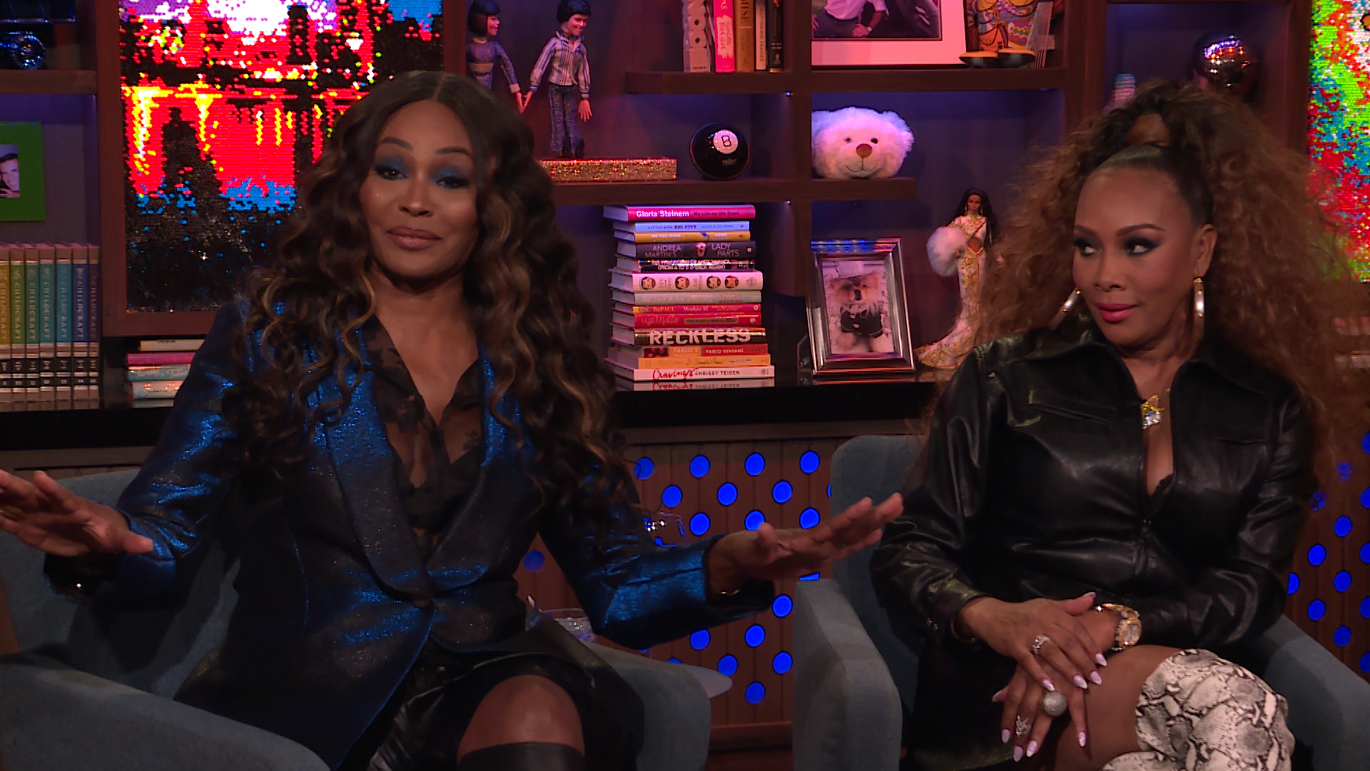 Cynthia Bailey on Her Friendship Triangle