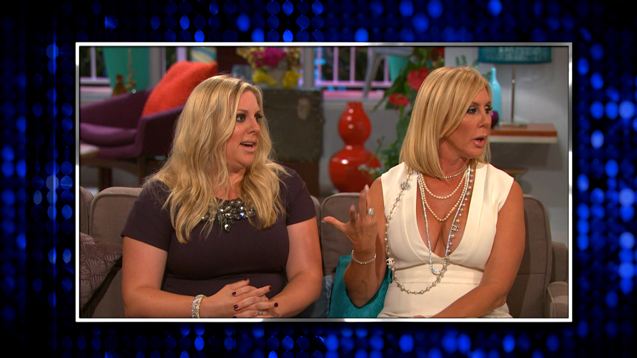 Sneak Peek of #RHOC Reunion Pt. 2