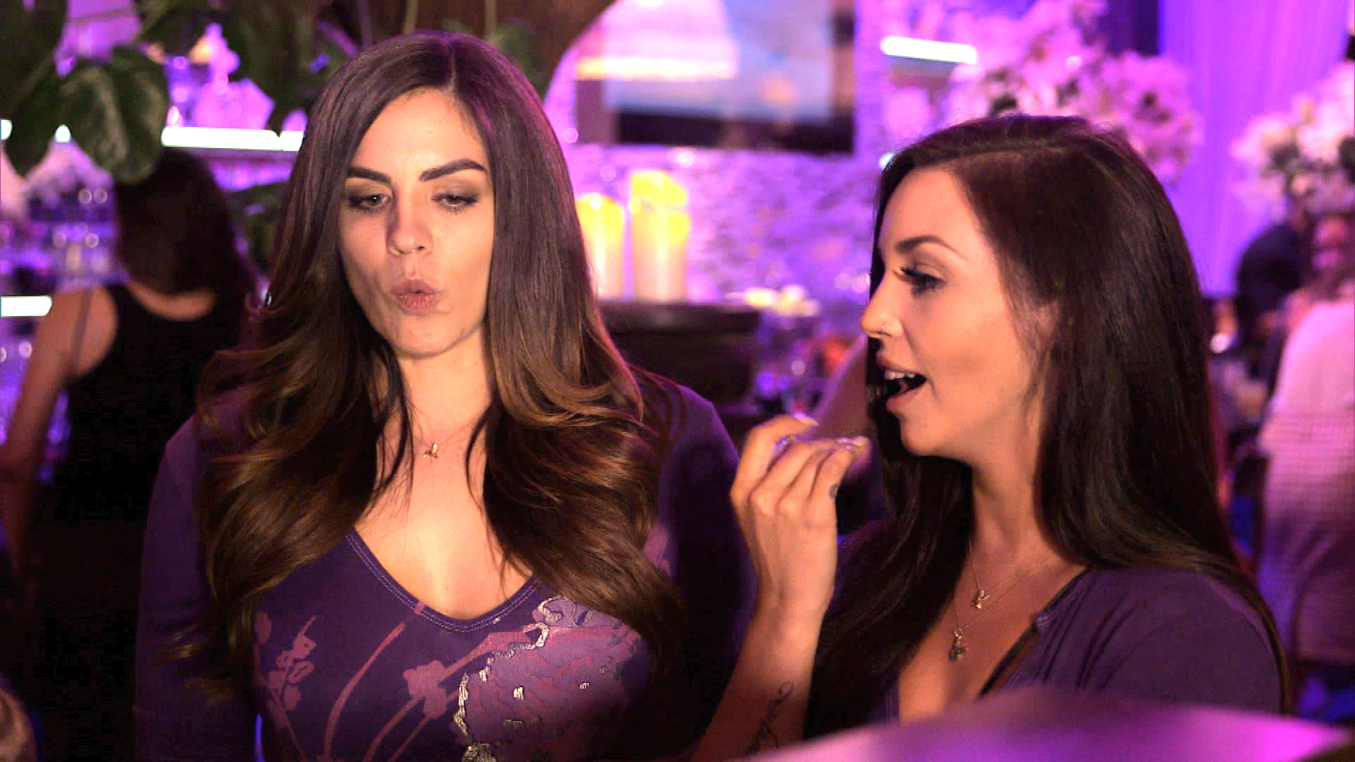 Katie and Scheana Confront New SURver Lala