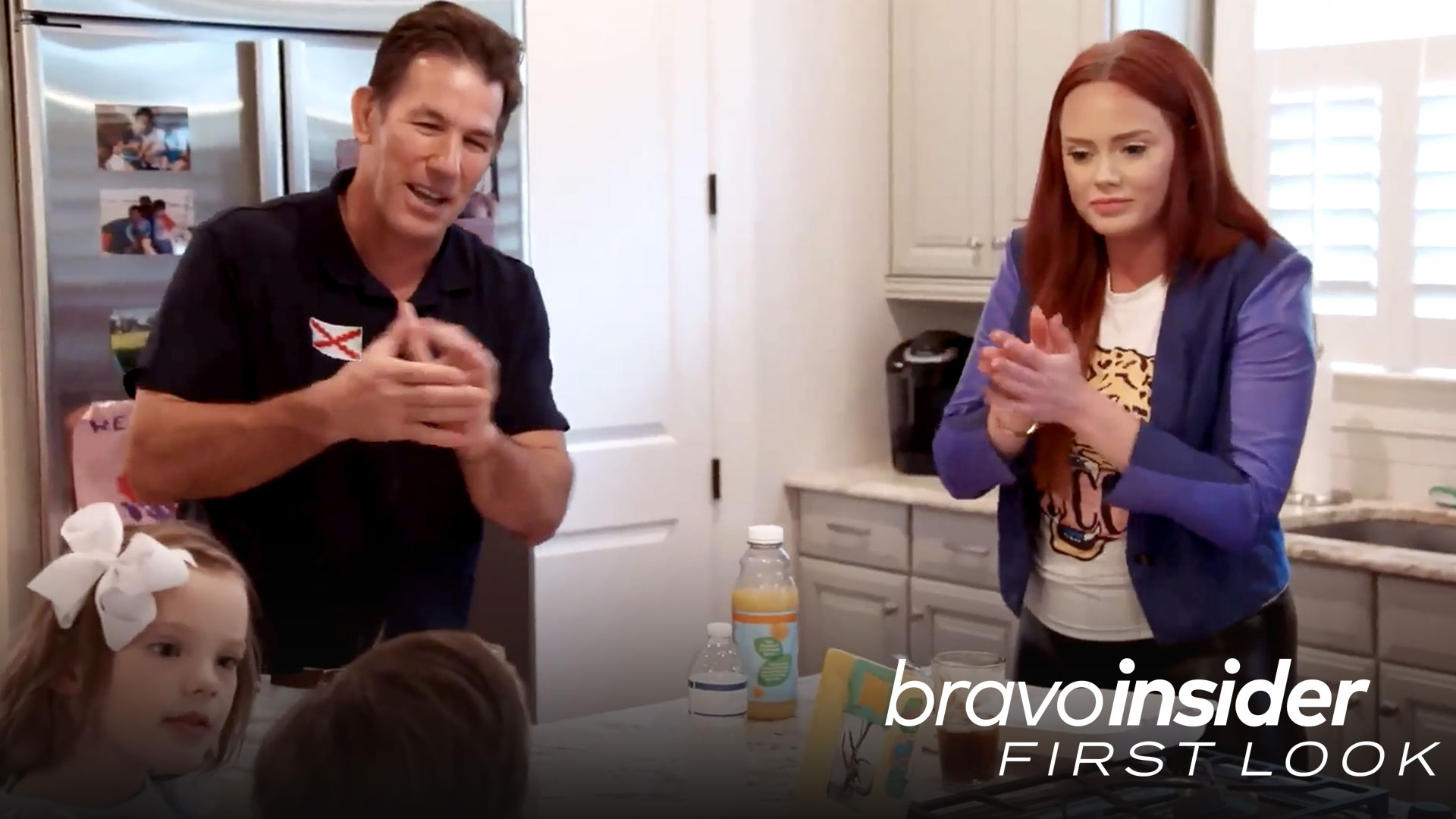 Kathryn Dennis Reveals She's Living With Thomas Ravenel...Again