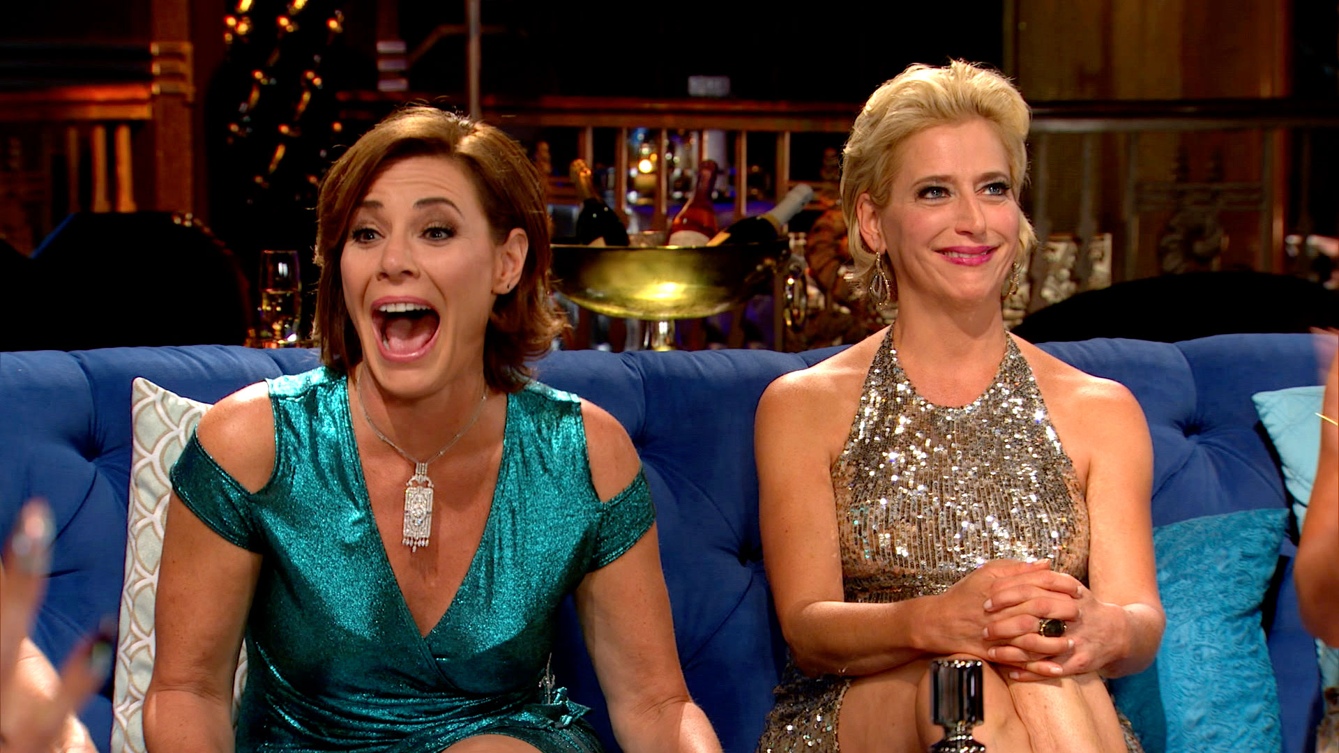 Have Luann and Ramona Finally Accepted John?