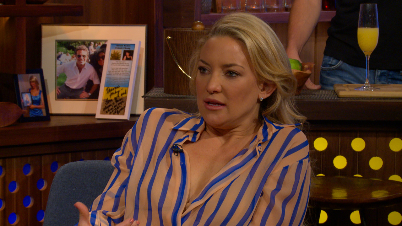 After Show: What Kate's Learned from Goldie Hawn