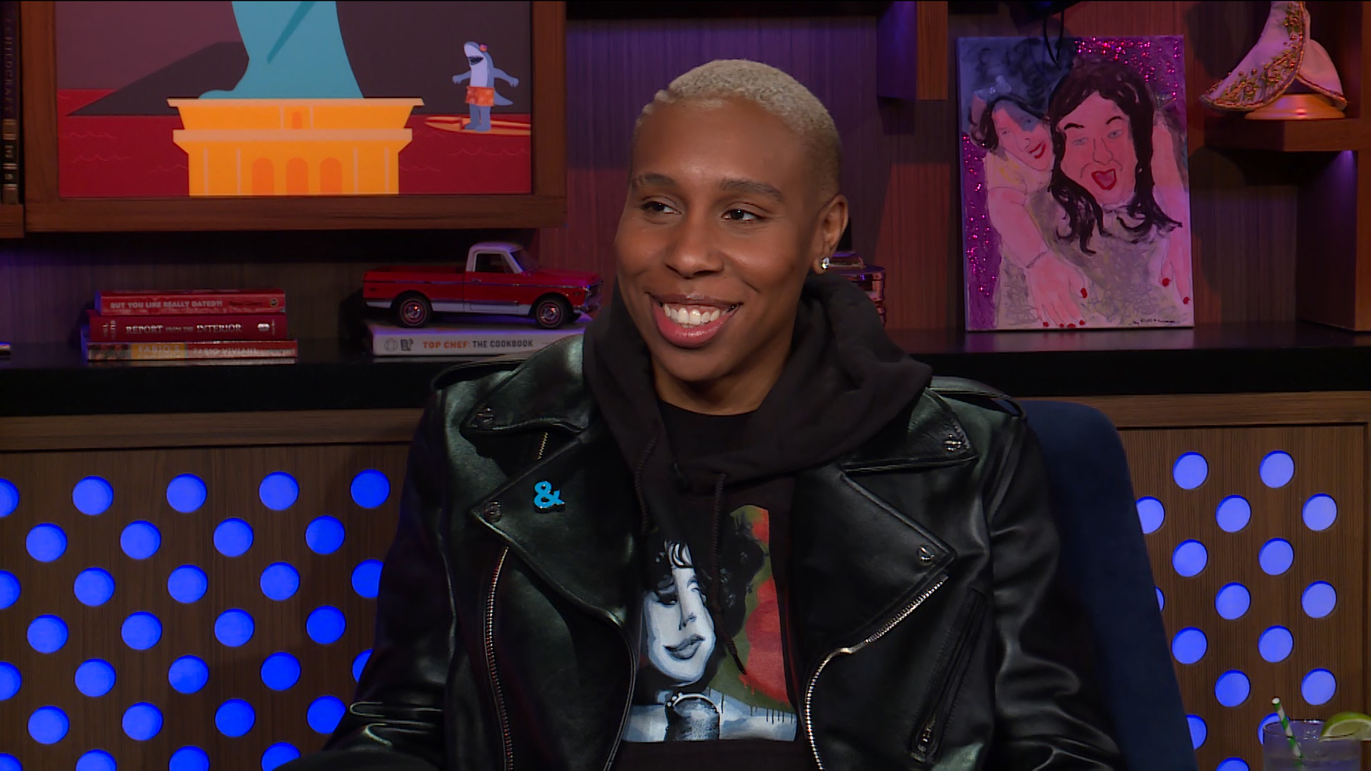 Nene Leakes is Lena Waithe's Favorite Housewife