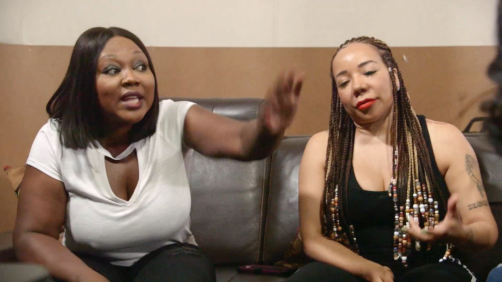 Kandi Confronts LaTocha About Her Solo Project