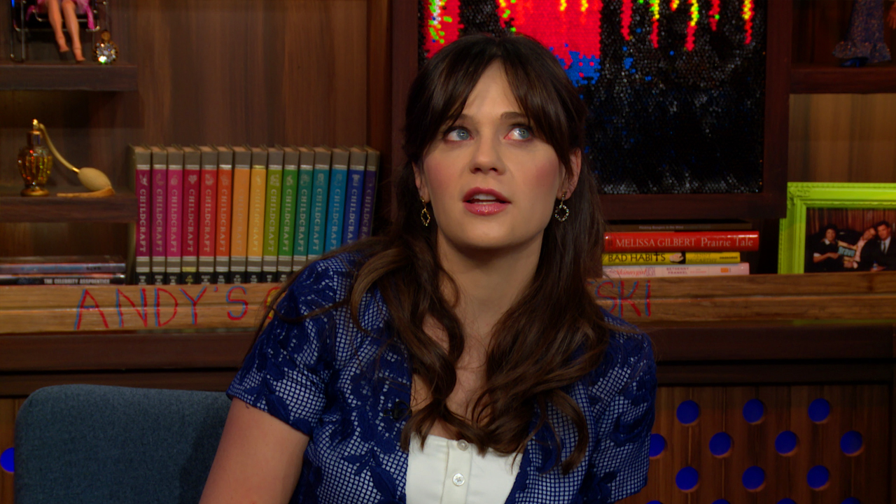 After Show: Zooey on Megan Fox