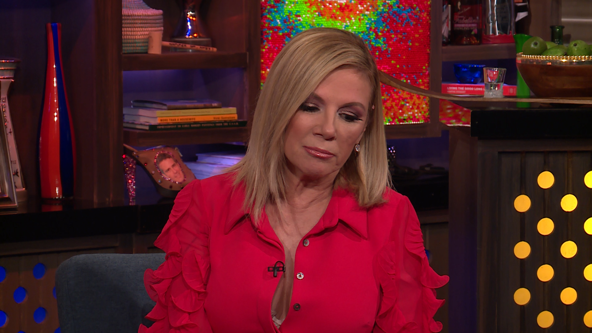 Ramona Reacts to Carole's Departure from #RHONY