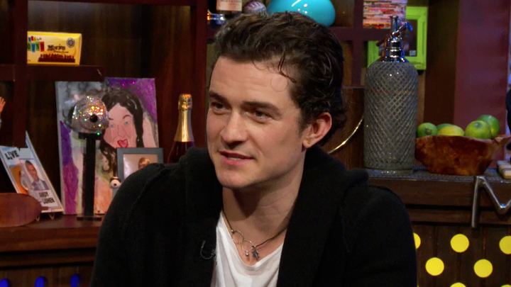 Orlando Bloom Bares All