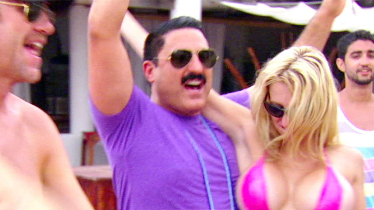 The Shahs Head to Cabo!