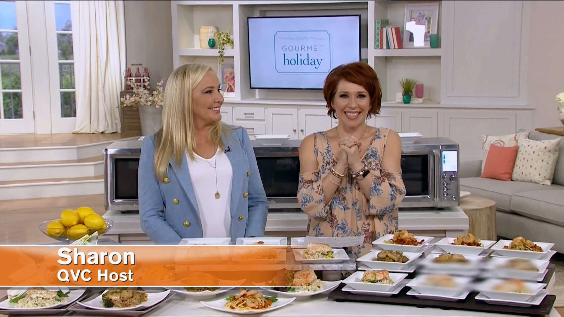 Shannon Beador Returns to QVC: First Look at Real for Real Cuisine ...