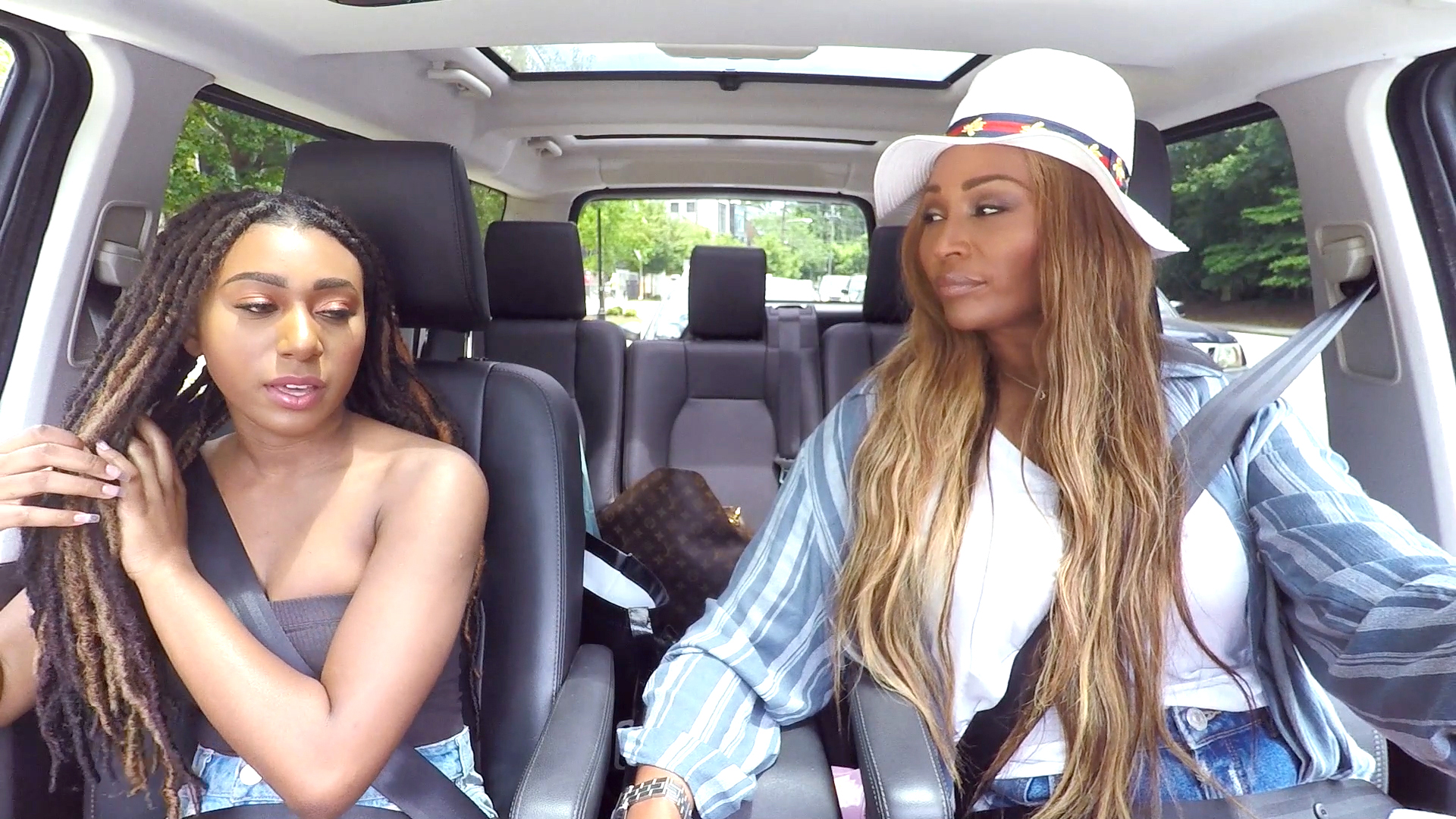RHOA: Cynthia Bailey's Daughter Noelle Robinson Comes Out As Sexually Fluid