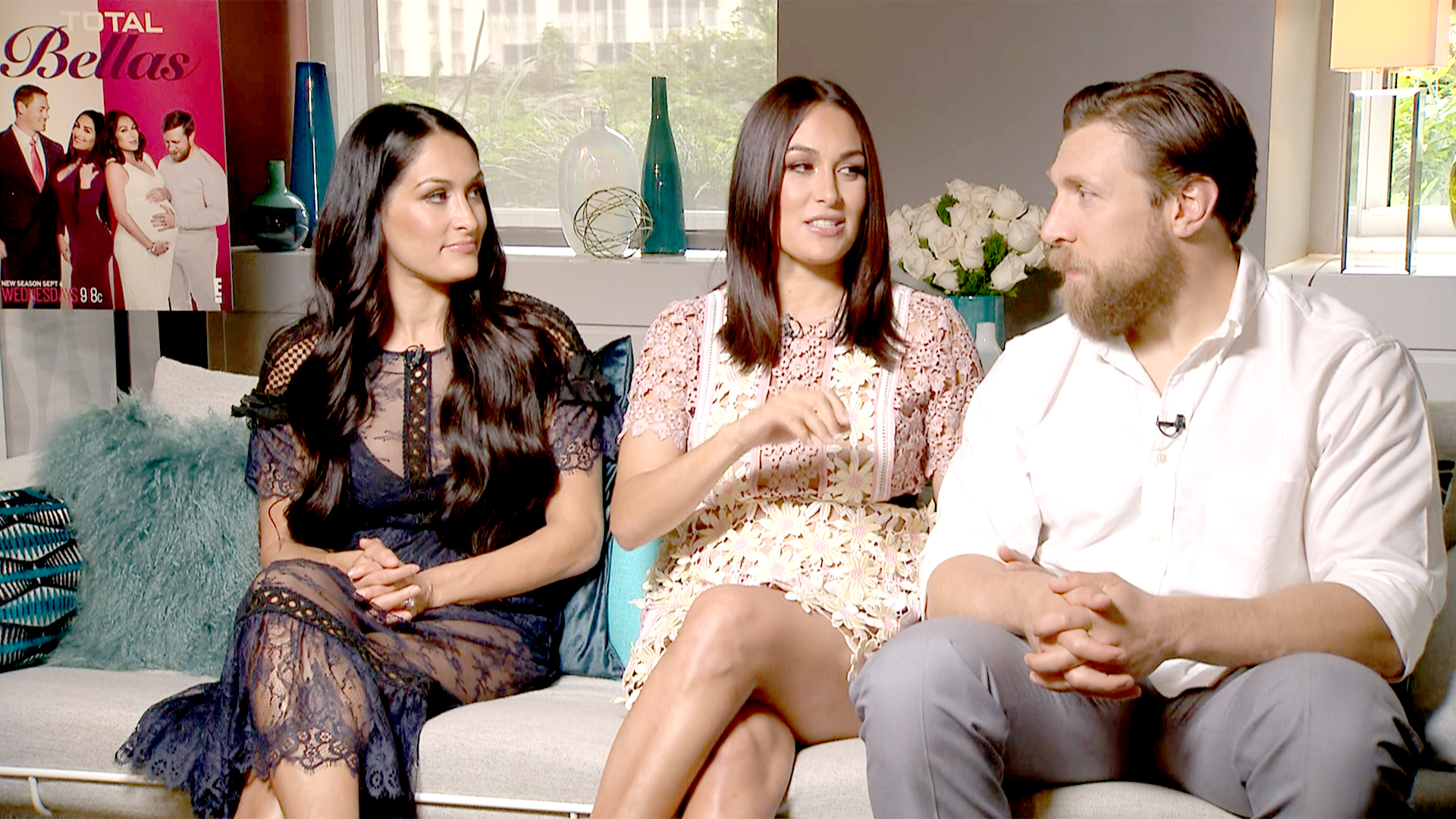 WWE Star Brie Bella Says She And Daniel Bryan Are Growing Apart 2