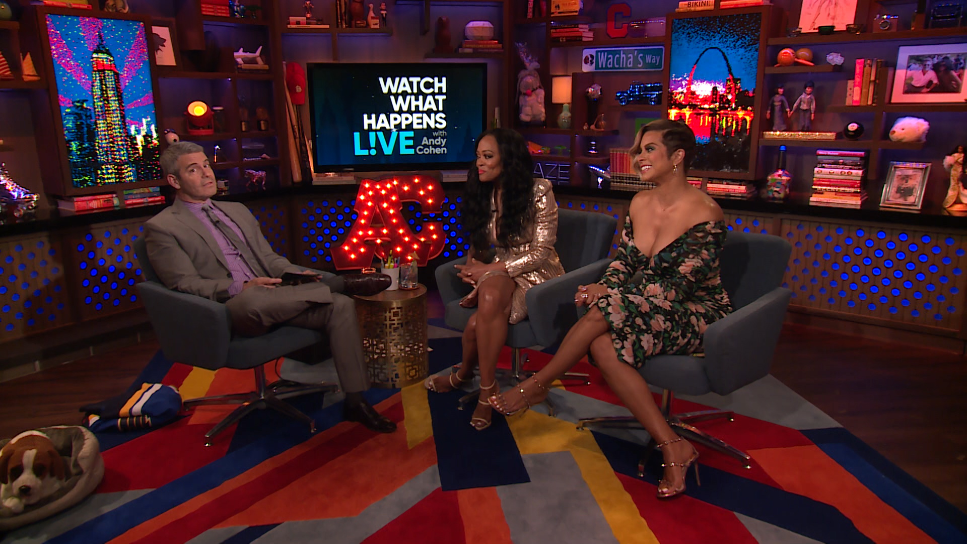 After Show: Robin Givens Remembers Luke Perry